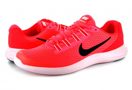 NIKE 869965 602 HOT PUNCH/BLACK-SOLAR RED-WHT LUNARCONVERGE (GS)  22.5-25