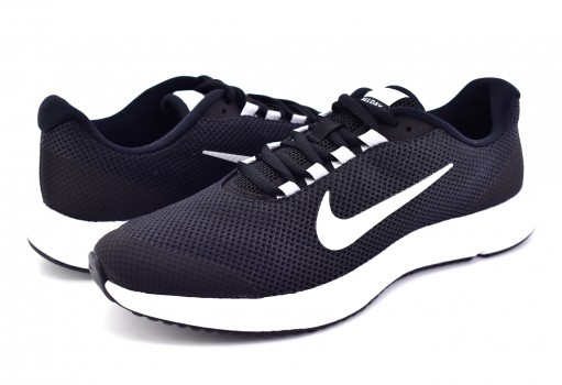 NIKE 898484 001 BLACK/WHITE-WOLF GREY RUNALLDAY  22-27