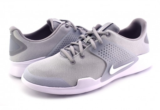 NIKE 902813 001 WOLF GREY/WHITE ARROWZ  25-30