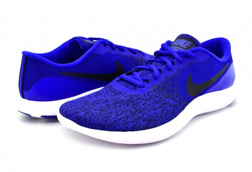 NIKE 908983 404 RACER BLUE/BLACK FLEX CONTACT 25