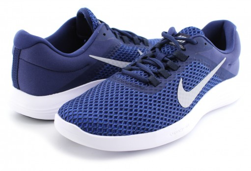 NIKE 908986 400 MIDNIGHT NAVY/WOLF GREY-WHITE LUNARCONVERGE 2  25-31