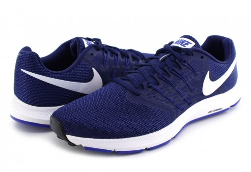 NIKE 908989 404 BINARY BLUE/WHITE-DEEP ROYAL BLUE-RACER BLUE-BLACK RUN SWIFT  25-31