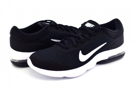 NIKE 908991 001 BLACK/WHITE AIR MAX ADVANTAGE  22-27
