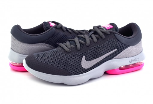 NIKE 908991 015 DK GRY/WLF GRY-ANTHRCT-HYPR PN AIR MAX ADVANTAGE  22-27