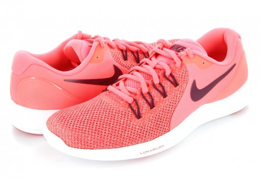 NIKE 908998 600 HOT PUNCH/BRDX-SRN RD-WHITE WMNS LUNAR APPARENT  22-27