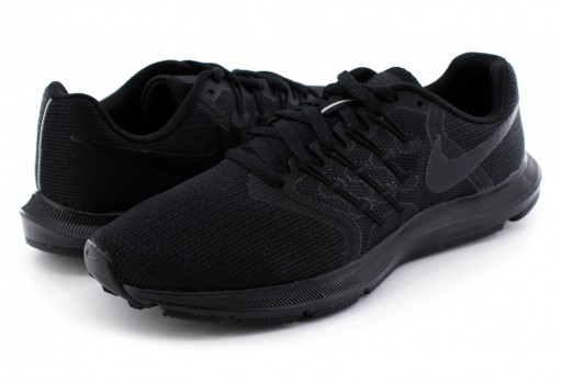 NIKE 909006 019 BLACK BLACK BLACK RUN SWIFT  22-27