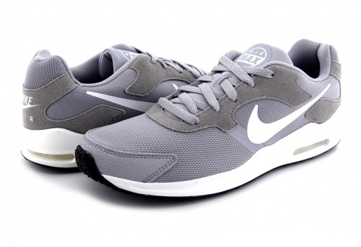 NIKE 916768 001 WOLF GREY/WHITE AIR MAX GUILE  25-30
