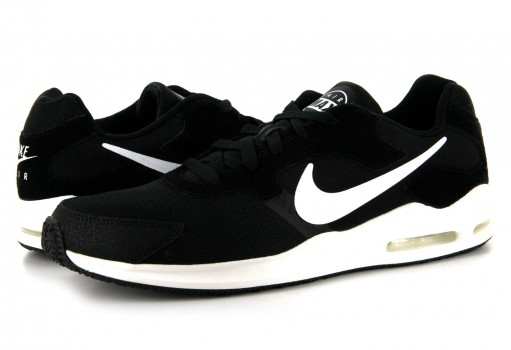 NIKE 916768 004 BLACK/WHITE AIR MAX GUILE  25-31