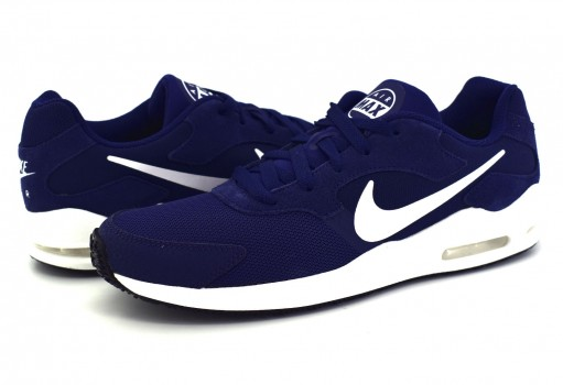 NIKE 916768 400 MIDNIGHT NAVY/(WHITE) AIR MAX GUILE 25