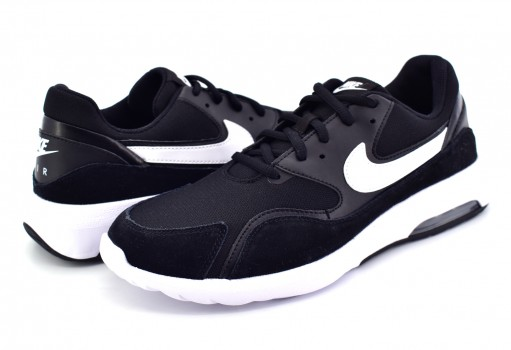 NIKE 916781 002 BLACK/WHITE AIR MAX NOSTALGIC  25-30