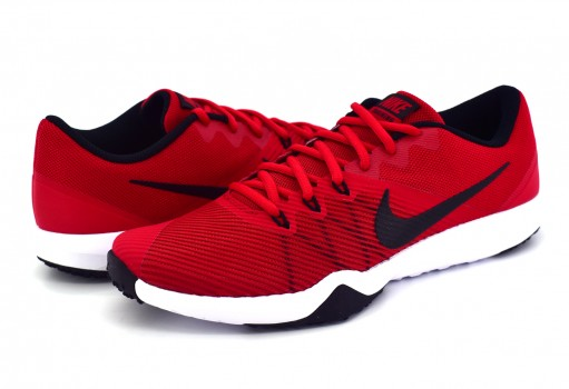 NIKE 917707 660 GYM RED/BLACK RETALIATION TR  25-31