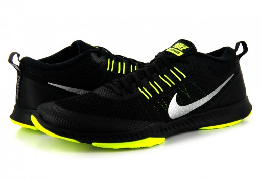 NIKE 917708 018 BLACK/MTLLC SILVER VOLT ZOOM DOMINATION TR  25-31