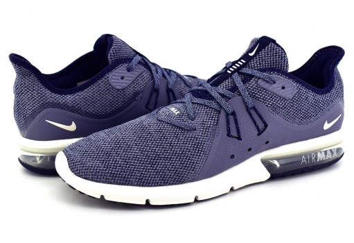 NIKE 921694 402 OBSIDIAN/SMMT WHITE AIR MAX SEQUENT 3 25
