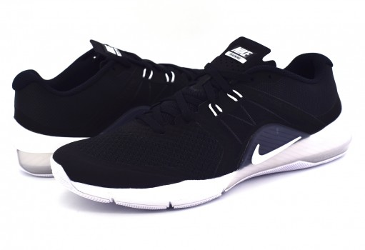 NIKE 922475 005 BLACK/WHITE/BLACK ZOOM TRAIN COMPLETE 2  25-31