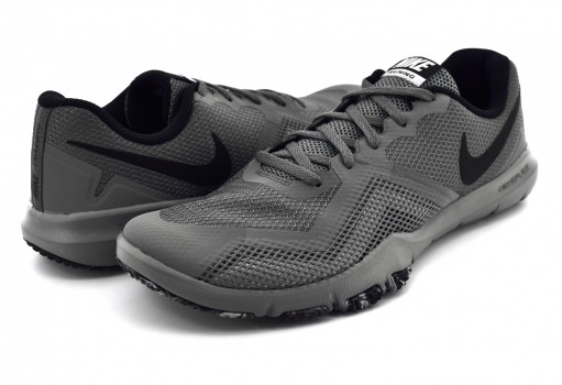 NIKE 924204 016 COOL GREY/BLACK FLEX CONTROL II 25