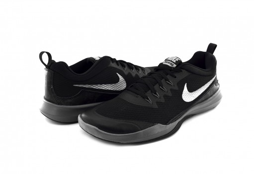 NIKE 924206 003 BLACK/MTLC COOL GREY-DK GREY LEGEND TRAINER  25-31