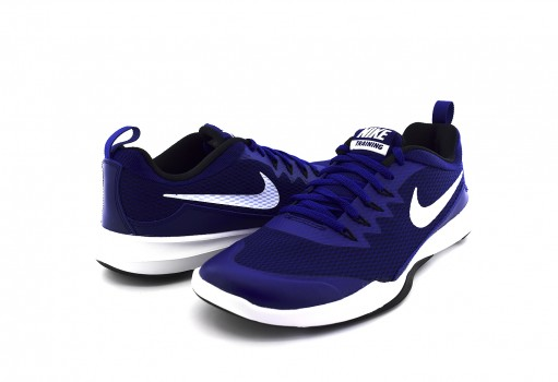 NIKE 924206 404 DEEP ROYAL BLUE/WHITE-BLACK LEGEND TRAINER  25-31
