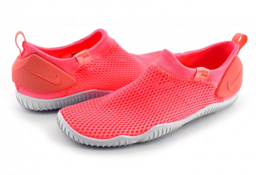 NIKE 943760 601 LT ATOMIC PINK/LT ATOMIC PINK-RUSH CORAL-WHITE AQUA SOCK 360 (GS/PS)  17-22