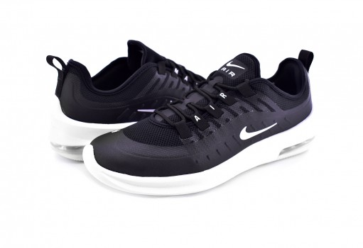 NIKE AA2146 003 BLACK/WHITE AIR MAX AXIS  25-31