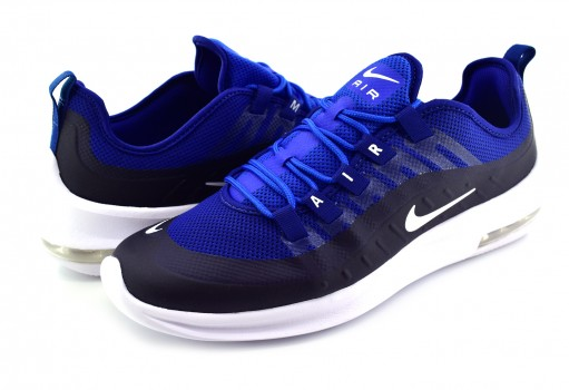 NIKE AA2146 400 GYM BLUE/WHITE-BLUE NEBULA-DARK OBSIDIAN AIR MAX AXIS  25-32