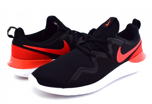 NIKE AA2160 004 BLACK/HABANERO RED-WHITE TESSEN  25-31