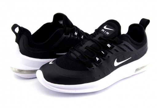 NIKE AA2168 002 BLACK/ (WHITE) AIR MAX AXIS  22-27