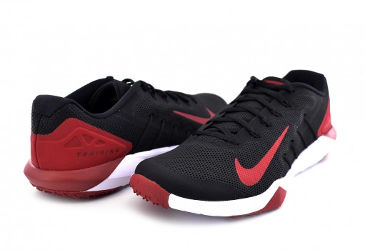 NIKE AA7063 005 BLACK/GYM RED-ANTHRACITE RETALIATION TR 2  25-33