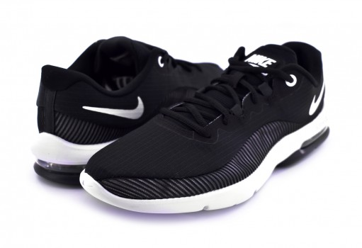 NIKE AA7396 001 BLACK/WHITE-ANTHRACITE AIR MAX ADVANTAGE 2  25-32