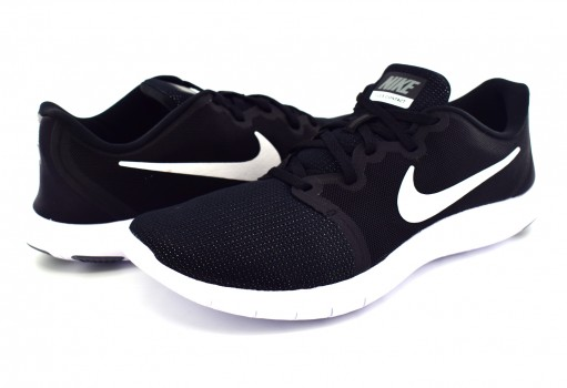 NIKE AA7398 001 BLACK/WHITE COOL GREY FLEX CONTACT 2  25-32
