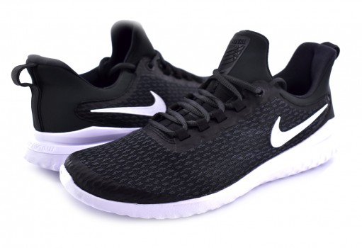 NIKE AA7400 001 BLACK/WHITE ANTHRACITE RENEW RIVAL 25