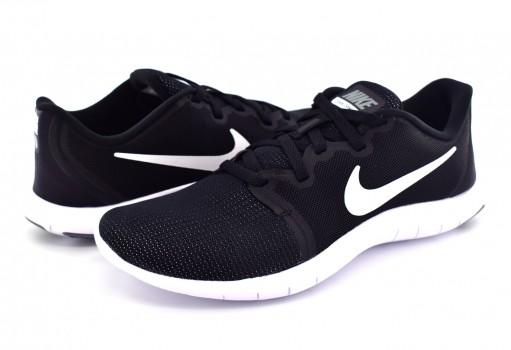 NIKE AA7409 001 BLACK/WHITE COOL GREY FLEX CONTACT 2  22-27