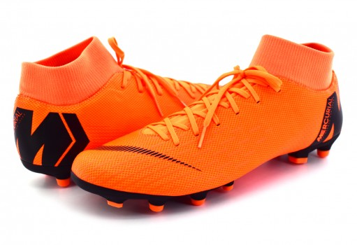 NIKE AH7362 810 TTL ORANGE/BLACK SUPERFLY 6 ACADEMY MG 25