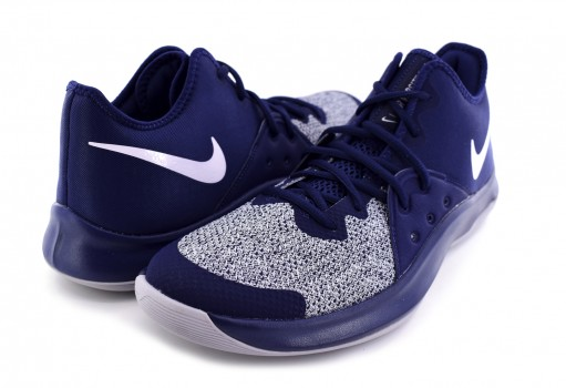 NIKE AO4430 400 MIDNIGHT NAVY/WHITE-WOLF GREY AIR VERSITILE III  25-31