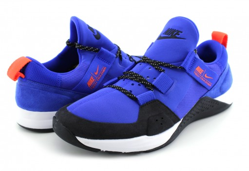 NIKE AQ4775 408 RACER BLUE/BLACK TECH TRAINER 25