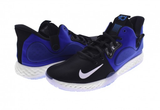 NIKE AT1200 400 RACER BLUE/WHITE-BLACK-BL HERO KD TREY 5 VII  25-33