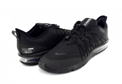 NIKE AV3236 002 BLACK/ANTHRACITE-WHITE AIR MAX SEQUENT 4 UTILITY  25-31