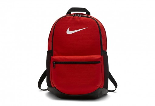 NIKE BA5329 657 UNIVERSITY RED/BLACK/WHITE BRSLA M BKPK  UNICA-MEDIANA