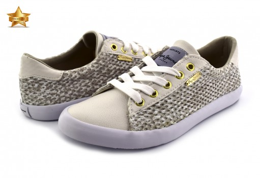 PEPE JEANS BARRY BC009A TJD GRIS  22-27
