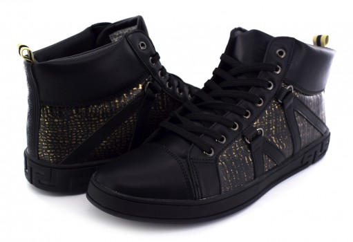 PLATINI SSH456 BLACK/GOLD  25-30