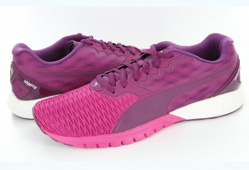 PUMA 189148 03 MAGENTA PURPLE IGNITE DUAL WN S 9.5 PU  22-27