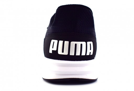 PUMA 190461 04 BLACK-WHITE ENZO STREET  25-30