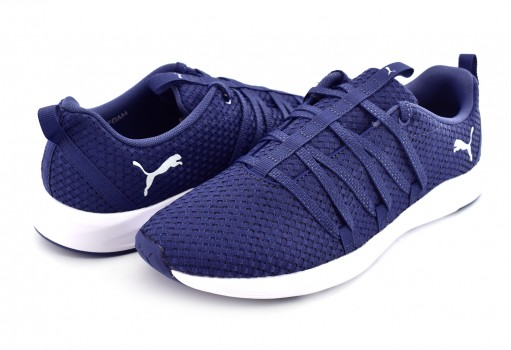 PUMA 190546 03 BLUE INDIGO- WHITE PROWL ALT SATIN WN S  22-27