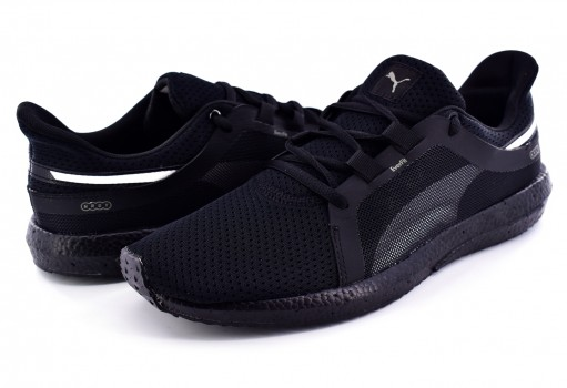 PUMA 190841 01 BLACK-PUMA WHITE MEGA NRGY TURBO 2  22-30