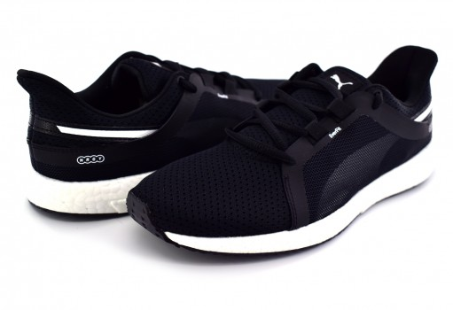 PUMA 190944 01 BLACK-WHITE MEGA NRGY TURBO 2 WNS  22-27