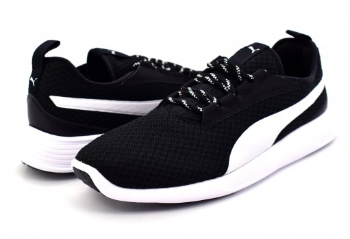 PUMA 363742 03 BLACK-WHITE ST TRAINER EVO V2  22-30
