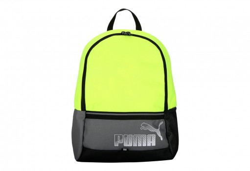 PUMA 74413 04 SAFETY YELLOW QUIET SHADE PHASE BACKPACK II UNICA          (100)
