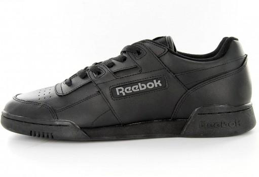 REEBOK 2760 BLACK/CHARCOAL WORKOUT PLUS  25-30