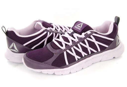 REEBOK BD5455 PURPLE/PURPLE/PEWTER SPEEDLUX 2.0  22-27