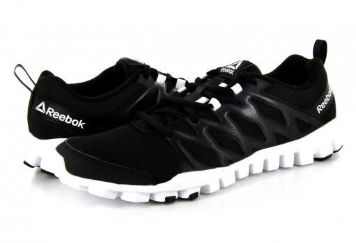 REEBOK BS8164 BLACK/COAL/WHITE REALFLEX TRAIN 4.0 25