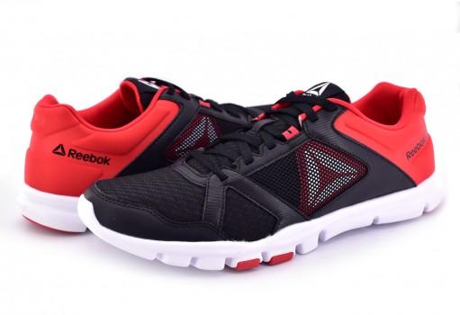 REEBOK BS9871 BLACK/PRIMAL RED/WHITE YOURFLEX TRAIN 10 M  25-30